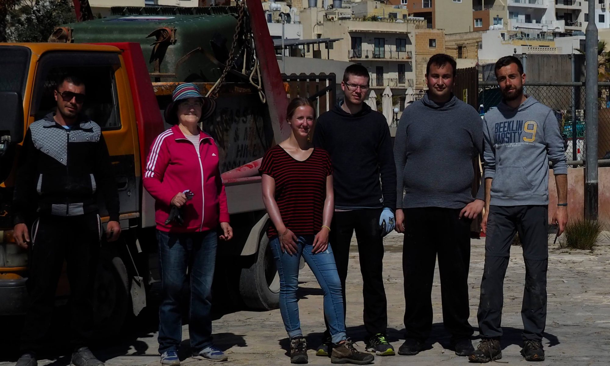 Il-Magħluq Clean-Up - 7th March 2019
